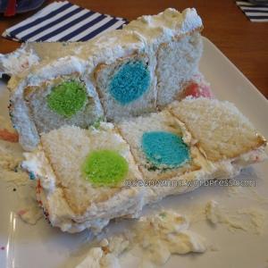 עוגה מנוקדת