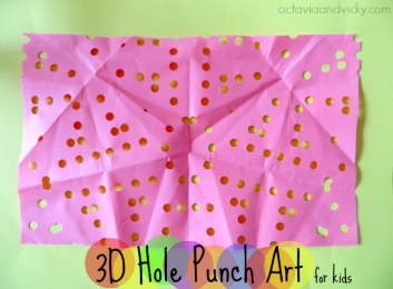 3D-Hole-Punch-Art