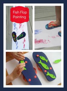 jdaniel4smom_fish_flop_painting_collage_border