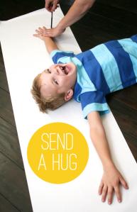 חיבוק בדואר send a hug
