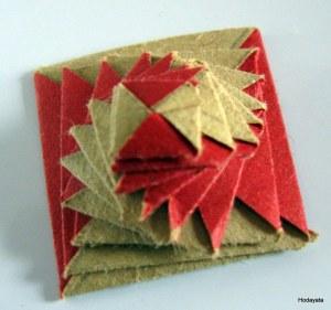 אוריגמי קינטי - אסיה בריל