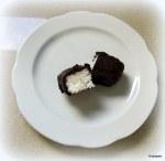 חטיף קוקוס ושוקולד