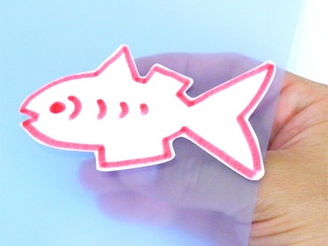 דג שוחה בעזרת מגנט.jpg