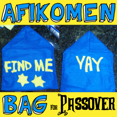 afikomen-bag-craft-for-passover